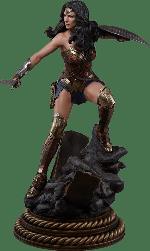 Batman v superman dawn of justice wonder woman figure-9363