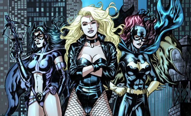 Dc S Birds Of Prey Movie Team Lineup Officially Confirmed Issue Number One Studios