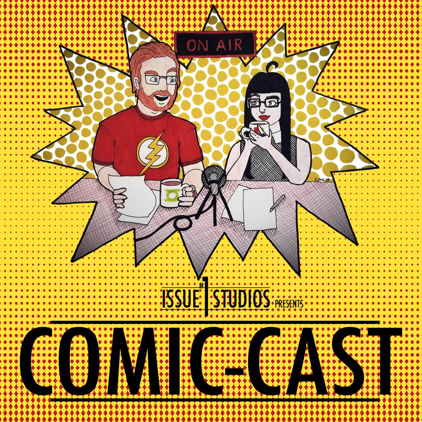 Comic Cast Episode 1 The Spider Verse The Dc Universe